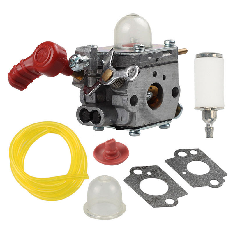 Carburetor for Sear Craftsman String Trimmer 27cc Weed Eater Carb MTD 753-06288 ...