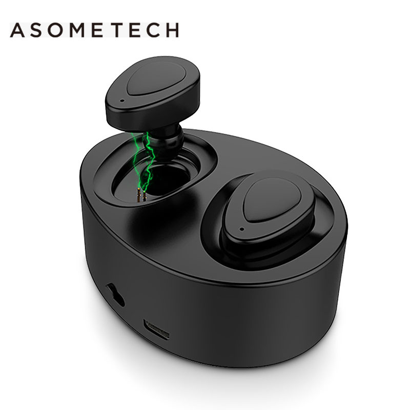 Mini Bluetooth K2 TWS Headset Earphone Wireless Double Earbuds Earpieces Stereo Music Headset Handsfree For Xiaomi Xiomi iPhone bluetooth earphone headphone for iphone samsung xiaomi fone de ouvido qkz qg8 bluetooth headset sport wireless hifi music stereo