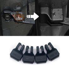4 шт. автомобильный Стайлинг, ограничитель двери автомобиля, чехол для hyundai Elantra Tucson Sonata IX35 IX45 Verna Elantra, автомобильные аксессуары
