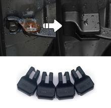 4 шт., колпачки для ограничения дверей автомобиля, для Hyundai Elantra Tucson Sonata IX35 IX45 Verna Elantra