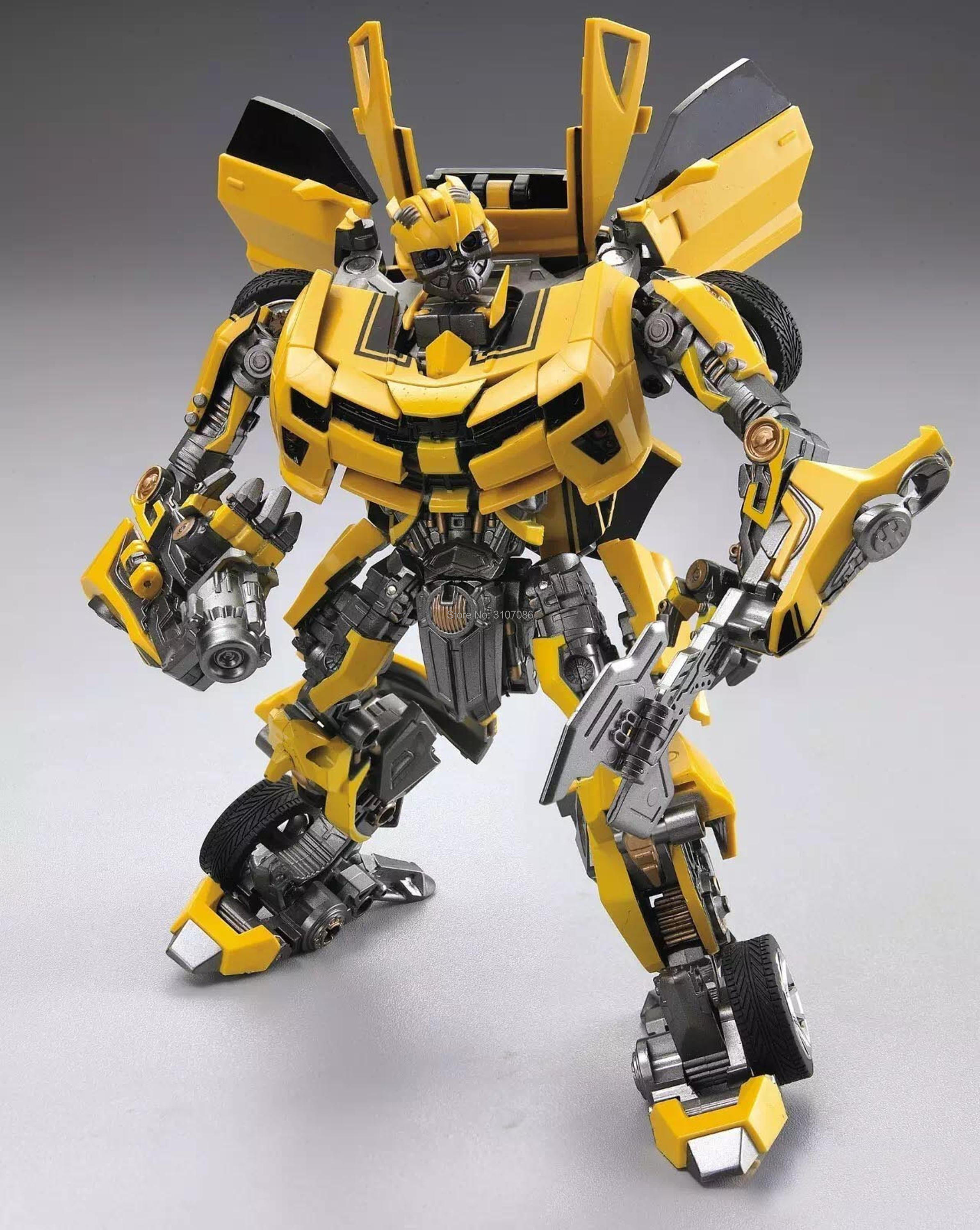Transformers Wei Jiang M03 Trenches hornet bee alloy version MP level