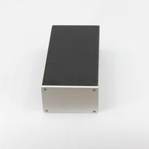 Image 3 - BZ1409A All aluminum Amplifier Chassis HiFi Mini Enclosure Preamplifier Housing / Power Case Box 145MM*90MM*311