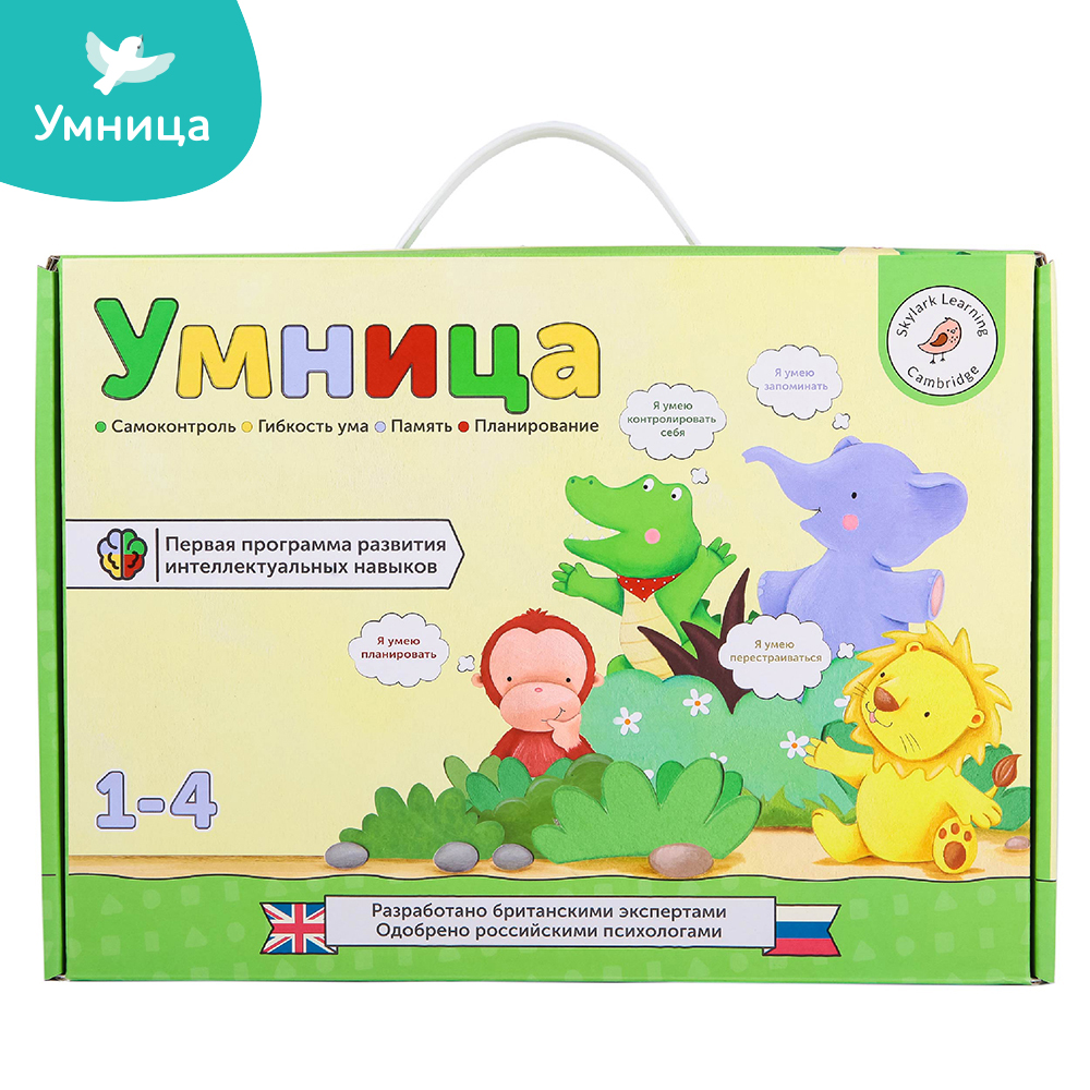 Montessori Umnitsa S03 Learning & Education toy kids Intelligence development thinking early development clever entrepreneurship education and entrepreneurial development