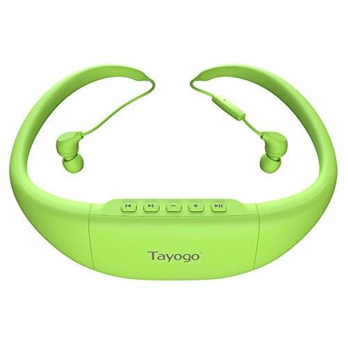 Waterproof sports Bluetooth mp3ip68 waterproof ear headphones swimming with headphones sport headphones long standby Le cuffie le zhong da cx 2 bluetooth sports headphones
