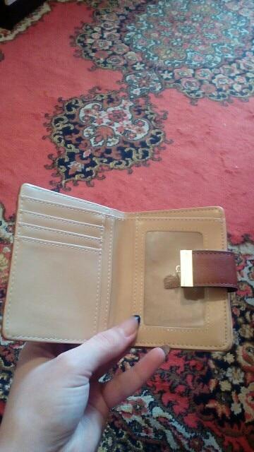 женщины бумажник; игрушка Кот; 1 цент монета; Основной материал:: ПУ;