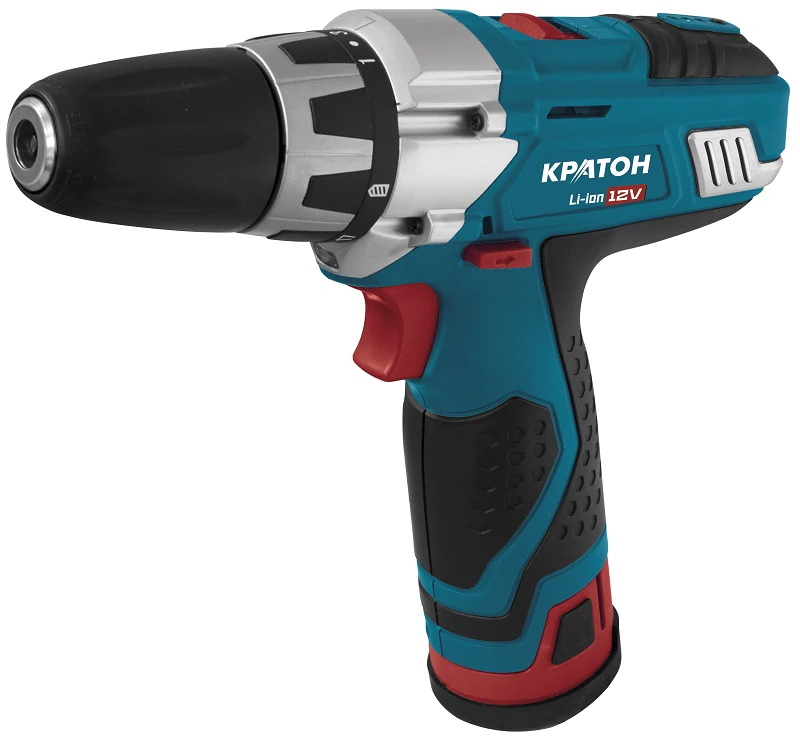Drill-screwdriver rechargeable KRATON CDL-12-1-H cordless drill screwdriver kraton cd 14 k
