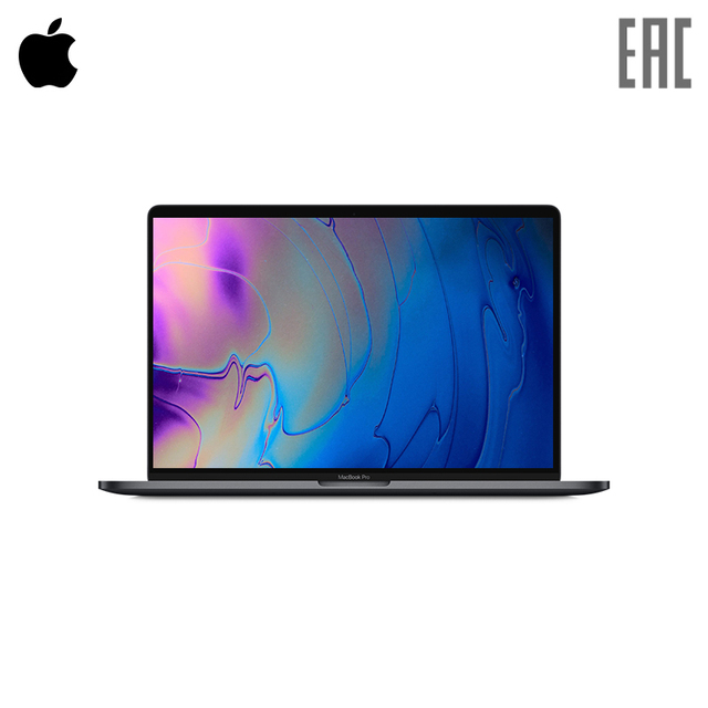 "Ноутбук Apple MacBook Pro 13"" Retina QC IC 8th‑gen i5 2.4GHz/Touch Bar/8GB/512GB SSD/Int Iris Plus Graphics 655 (2019)"