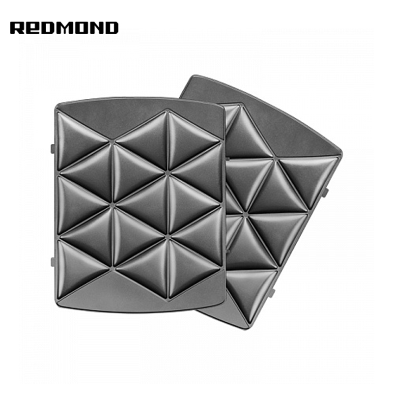 Panel for multibaker Redmond RAMB-107 (triangle) multi baker panel for multibaker redmond ramb 103 grill black multi baker