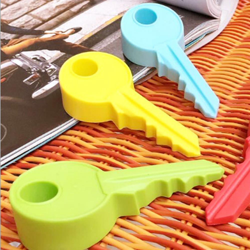 Baby Safety Supplies Gate Door Stop Stopper Splines Card For Child can dropshipng