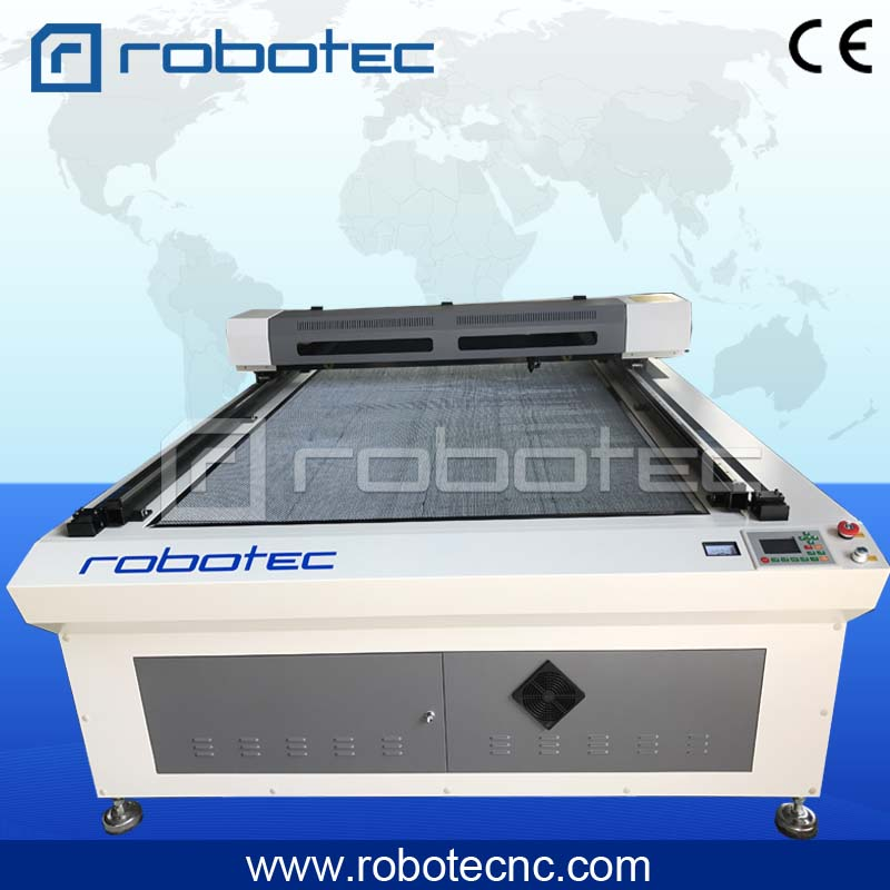 Large Size Automatic Co2 CNC Laser Cutting Machine/ Fabric Laser Cutting Machine For Sale