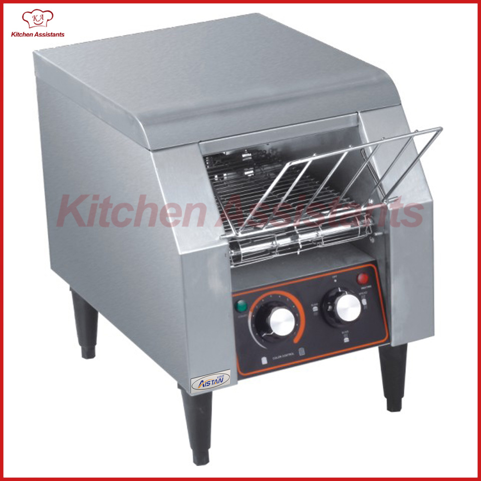 ECT2415 commercial electric conveyor bun bread pizza cookie toaster oven machine electric conveyor toaster ct 150 conveyor toaster oven 150 180 slices of bread 1hr