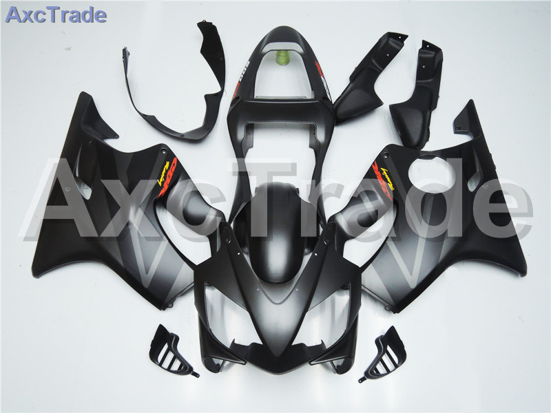 Motorcycle Fairings For Honda CBR600RR CBR600 CBR 600 F4i 2001 2002 2003 01 02 03 ABS Plastic Injection Fairing Bodywork Kit gray moto fairing kit for honda cbr600rr cbr600 cbr 600 f4i 2001 2003 01 02 03 fairings custom made motorcycle injection molding