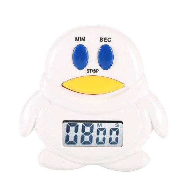 Mini Pinguim/59' de Frango Cozinha de Casa 99 Minutos Timer de Cozinha Mecânica Alarme Sino