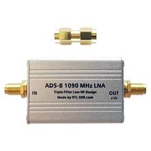 ADS-B LNA высокая производительность тройной фильтр низкий NF Усилитель по RTL-SDR блог
