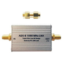 ADS-B LNA haute Performance Triple filtre faible amplificateur NF par Blog de RTL-SDR(China)