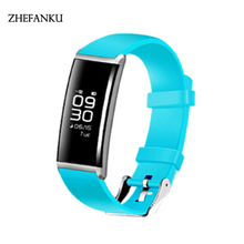 Colorful Smart Watches Men Women Heart Rate Monitor Pedometer Sports Clocks Digital Wristwatch Relogio Fitness Tracker
