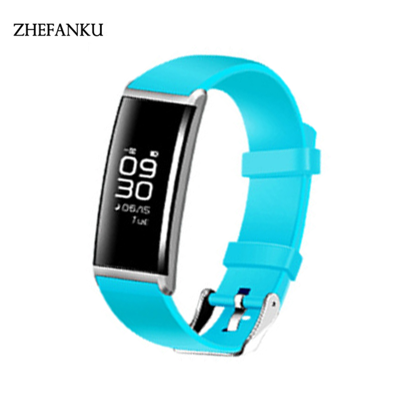 Colorful Smart font b Watches b font Men Women Heart Rate Monitor Pedometer Sports Clocks Digital