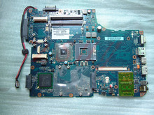 For Toshiba A500 L500 Laptop Motherboard KSKAA LA-4993P Mother board 100% tested for toshiba a660 a665 laptop motherboard k000104400 nwqaa la 6062p motherboard 100% tested