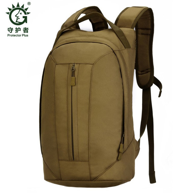 63a427a49e 25 liter light day backpack nylon multi function Shoulder Bag Large  Capacity Travel Bag Backpack 2.5L water bag free holograms