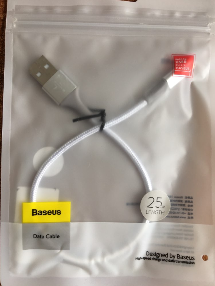 Baseus LED lighting Charger Cable For iPhone X 8 7 USB Cable For iPhone iPad Fast Charging Charger Cable Mobile Phone Data Cable-in Mobile Phone Cables from Cellphones & Telecommunications on AliExpress - 11.11_Double 11_Singles' Day