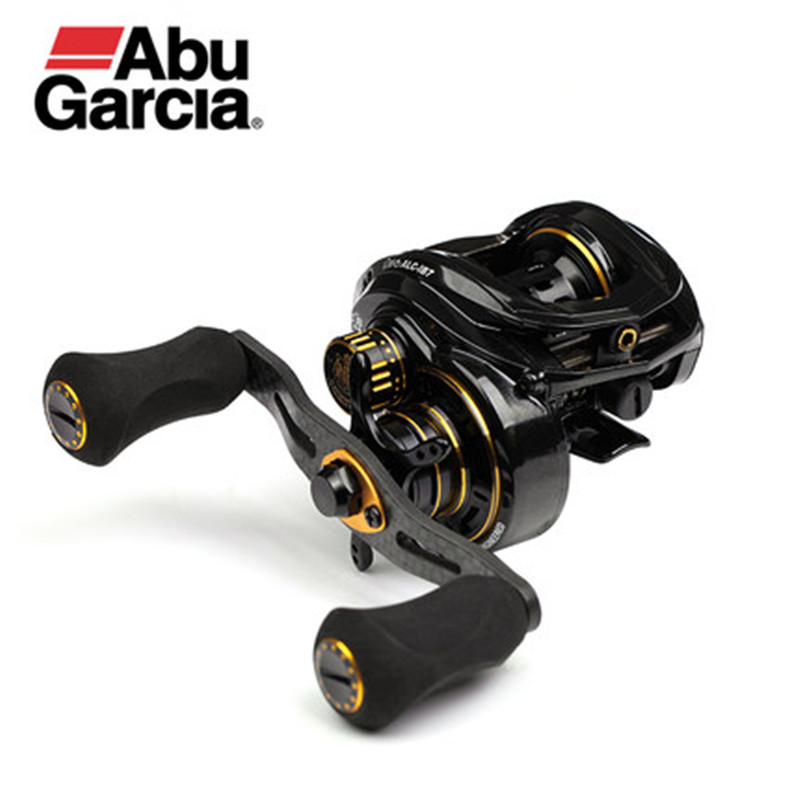 Abu Garcia REVO ALC-IB7 L/R Bait Casting Reel Distant Cast Lure Fishing Reel Salt/Fresh Water Drop Wheel 7+1BB 7.1:1 #3 PE Line our distant cousins