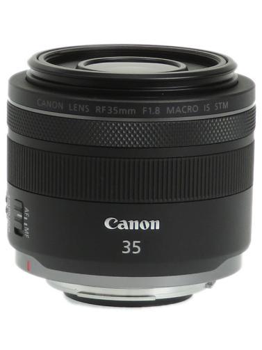 Canon RF 35mm f/1.8 est un objectif Macro STM