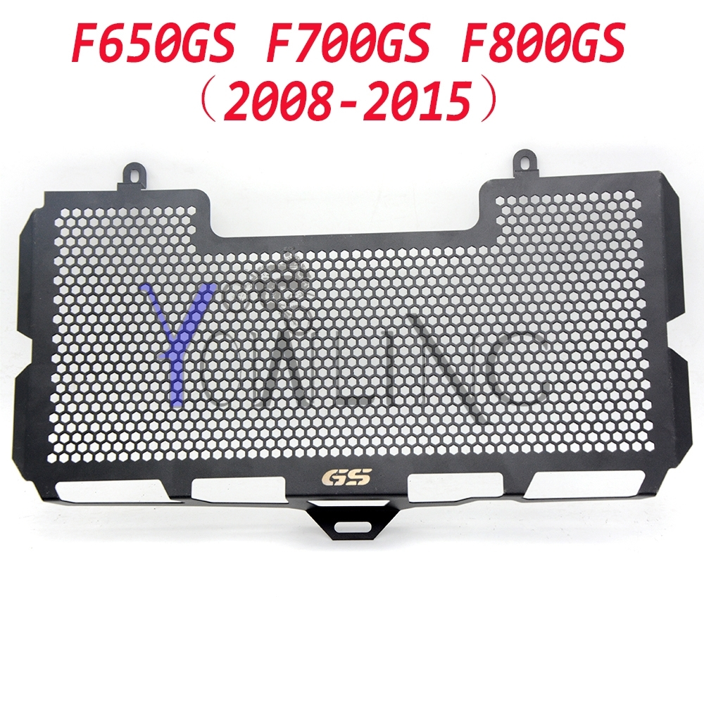 Motorcycle Aluminum Radiator Grill Guard Cover For BMW F650GS F700GS F800GS (08-15) / F800R (15-16) motorcycle radiator grill guard cover protector radiator protection for bmw f650gs 2008 2012 f700gs 2011 2015 f800r 2012 2014