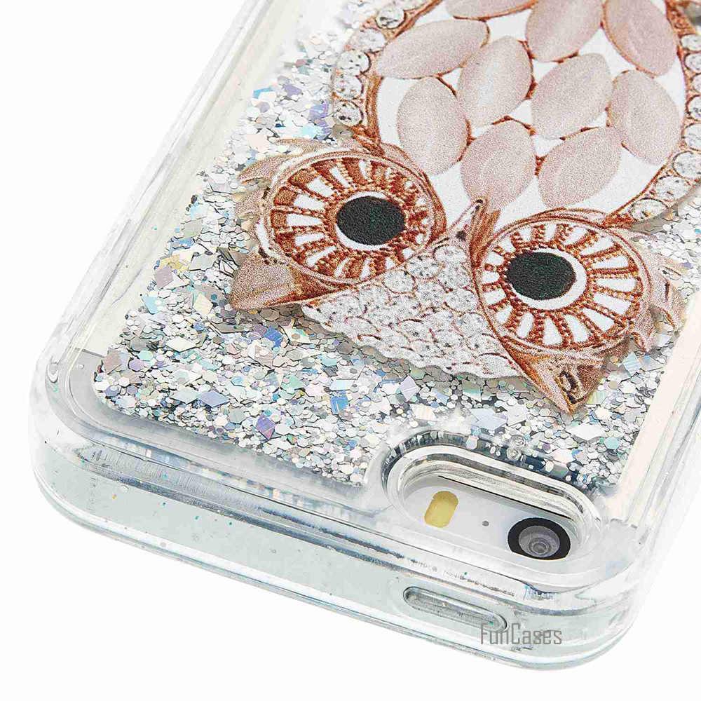 Для iPhone SE принципиально Эйфелева башня Стиль зыбучие пески телефон чехол для iPhone 5 6 плюс 7 цветок кошка чехол для iphone 5S 6 s 5c 4 4S крышка