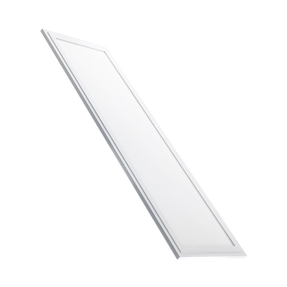 TECHBREY Panel LED Slim 120x30cm 40W 5200lm High Lumen para Techo desmontable con driver incluido, Blanco Cálido, Neutro y Frío