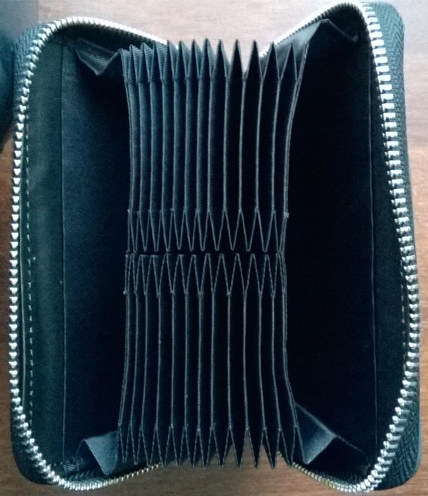 Hoge capaciteit Unisex kaarten houder Portemonnee mannelijke paspoort portemonnees Split lederen vrouwelijke Credit houders portemonnee Mens visitekaartjes tas photo review