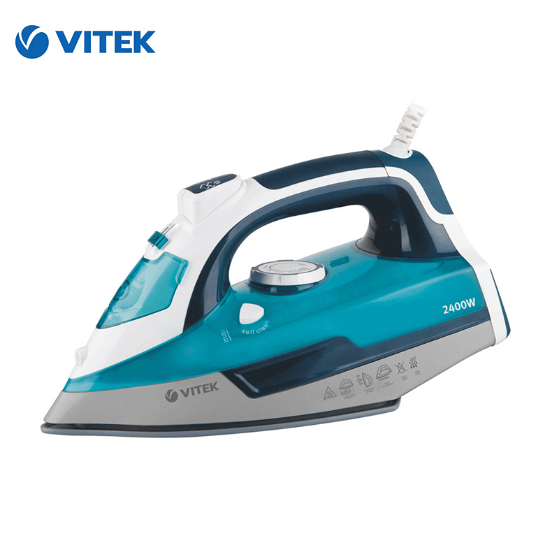 Electric Iron Vitek VT-1266 for ironing irons steam Household for Clothes Burst of Steam electricsteam electriciron iron vitek vt 1215 iron steam generator iron for ironing irons steam iron electriciron