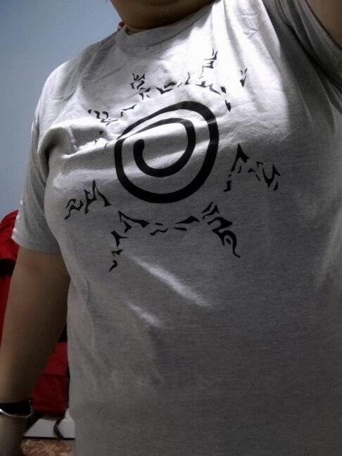 Naruto Tshirt 3D Printed photo review