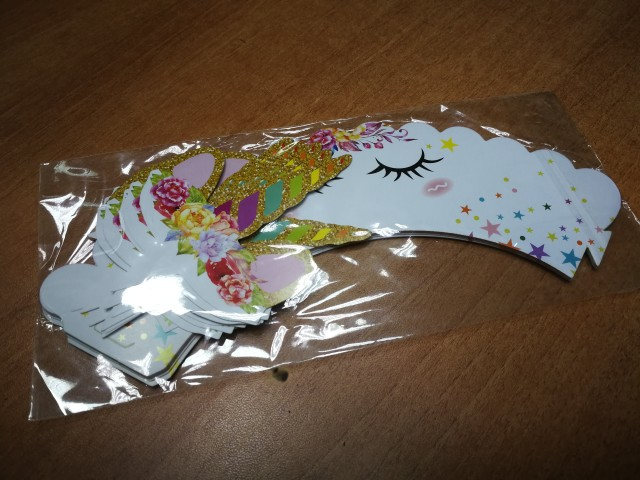 Unicorn Party Supplies Unicorn Birthday Party Decorations photo review