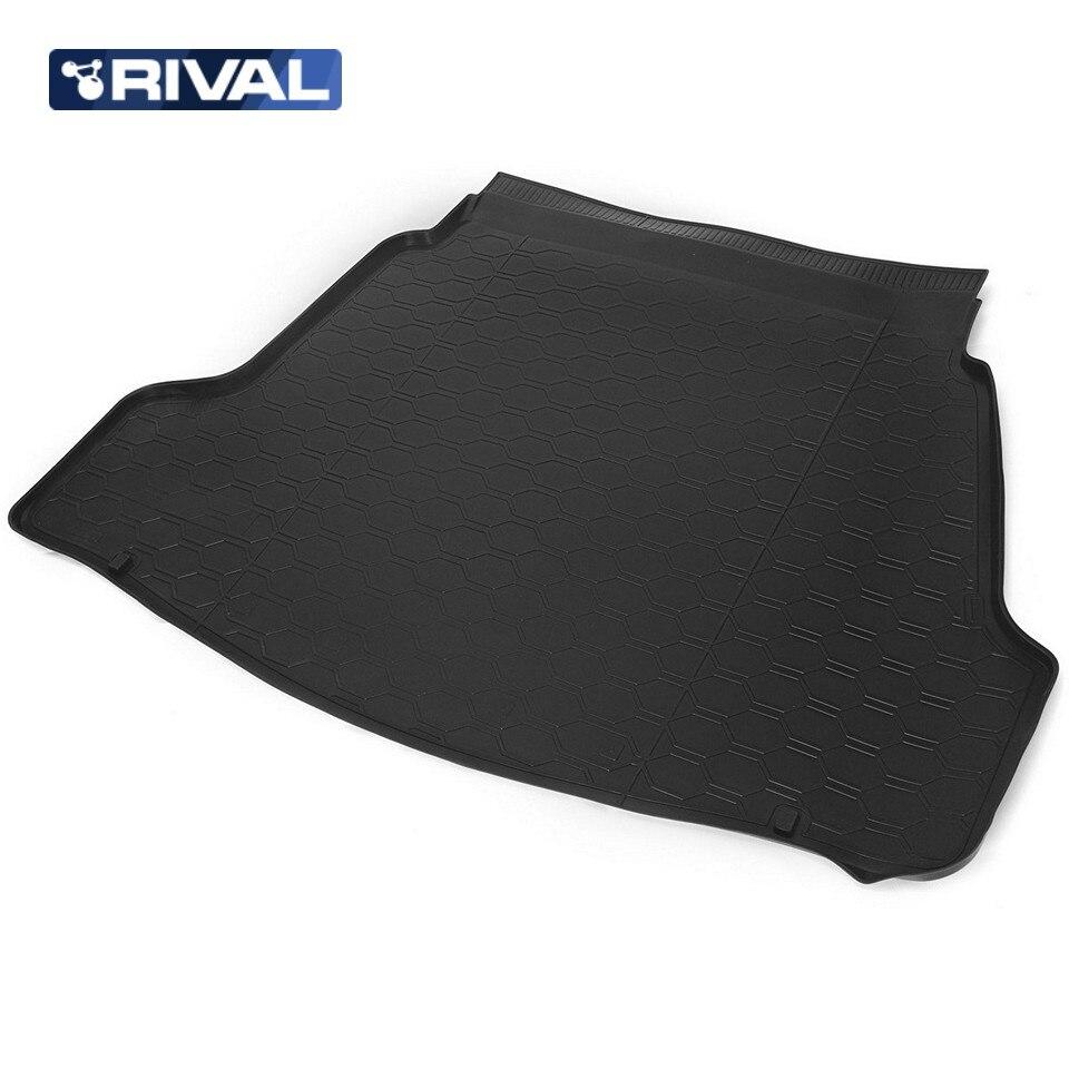For Hyundai i40 sedan 2013-2019 trunk mat Rival 12303002