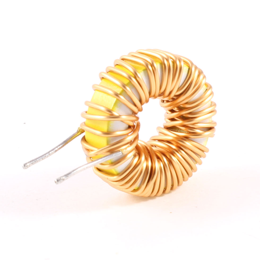 Toroidal Winding Toroid Winding Toroid Coils Toroid Core Inductor Inductor Wire 5pcs Toroid Core Inductors Wire Wind Wound DIY Mah 100uh 6a Coil My09 19 Core Toroid