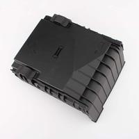 OEM 1K0 937 132 F Black Engine Battery Box Fuse Block Cover Trim Relay Panel For VW Jetta Golf GTI MK6 2007 2014