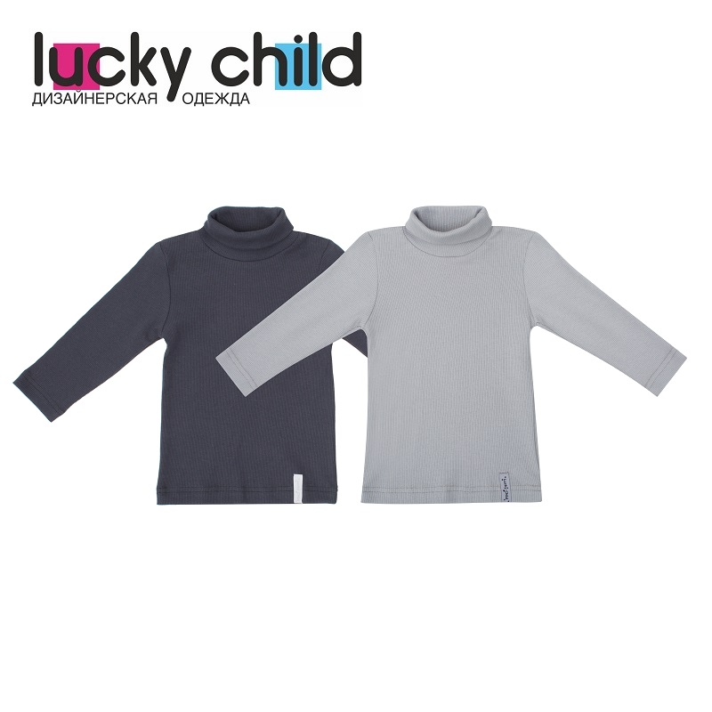 Hoodies & Sweatshirt Lucky Child for boys 33-23M Kids Baby clothing Children clothes Jersey Blouse basik kids blouse kids clothes children clothing