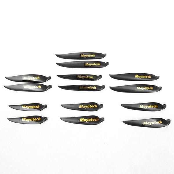 Mayatech 1680 16*8 Inch Nylon Folding Propeller Blade for RC Airplane