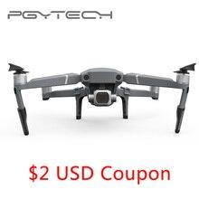 PGYTECH Расширенная посадочная Шестерня Поддержка протектор Расширение Замена подходит для Mavic 2 Pro Zoom drone аксессуары