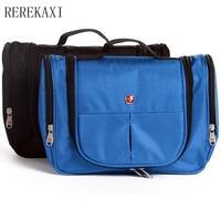 Brand Men Ladies Travel Bath Products Cosmetic Bag Makeup Bag Tissue Razor Large Capacity Multi Functional