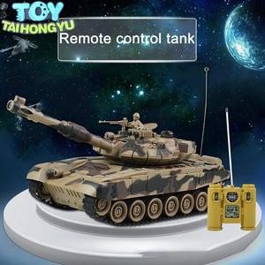 TAIHONGYU RC Tank 1/24 9CH 27M