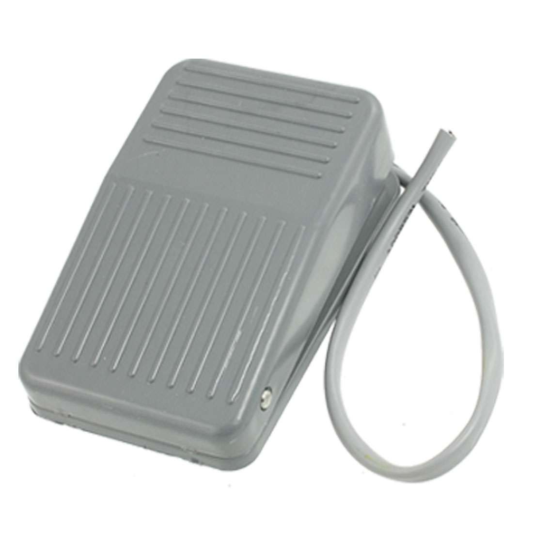все цены на UXCELL Ac 250V 10A Spdt No Nc Antislip Plastic Momentary Elextric Power Foot Pedal Switch Gray онлайн