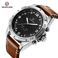 Luxury Brand Sport Mens Watch Men LED Digital Watch Fashion Waterproof Outdoor Casual Wristwatch orologio uomo