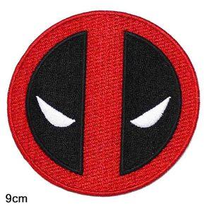 Мстители Дэдпул дети Халк супергерой Железный человек Капитан Америка Железный на вышитые патч Одежда патч для одежды мальчик рюкзаки