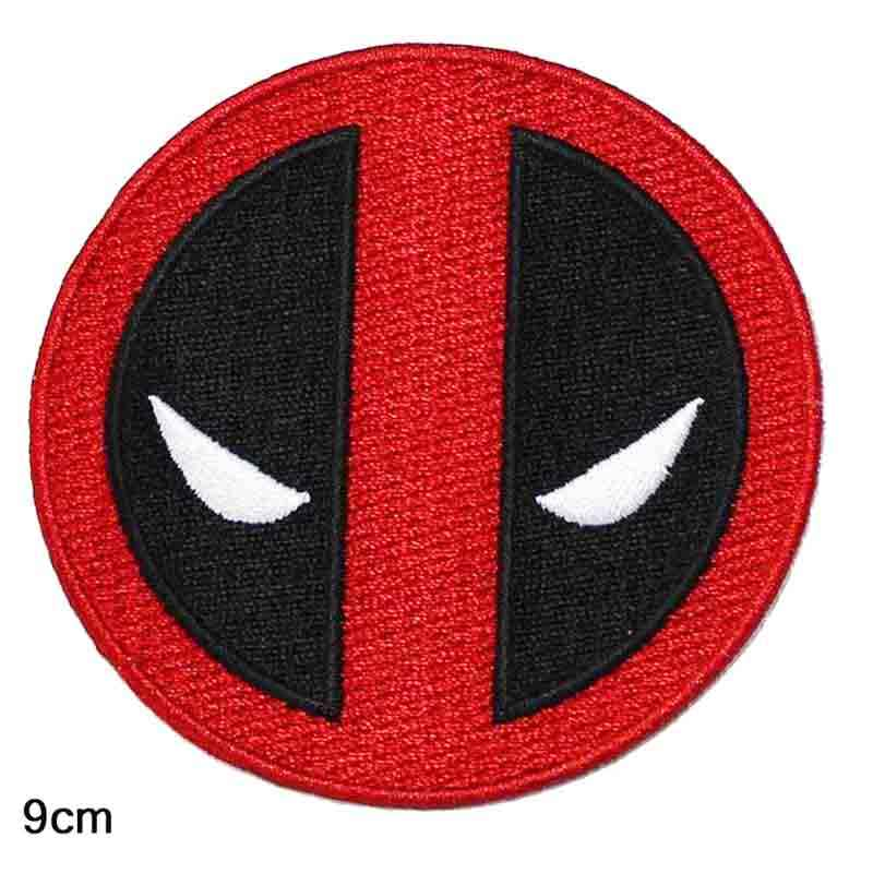 Avengers Deadpool Kinder Hulk Superhelden Captain America Eisen Auf Bestickt Patch Kleidung Patch Für Kleidung Jungen Kleidung