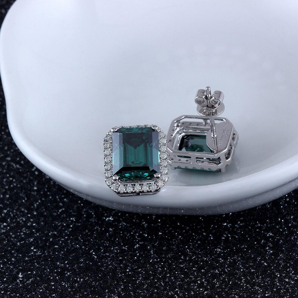 emerald stud earrings (8)