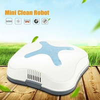 Warmtoo Household Mini Automatic Smart Floor Cleaning Robot USB Auto Home Cleaner Sweeper Low Noise Smart