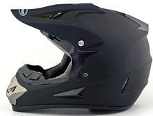 Free Shipping Casco Capacetes Black Helmet Off Road  ATV Dirtbke The Cross Motocross Helmets DOT Suitable helmet goggles