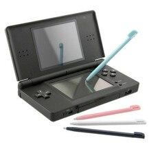 4 шт цветной стилус для сенсорного экрана игровая консоль Ручка для nintendo для NDS для DS Lite для DSL NDSL высококачественный светильник синий стилус
