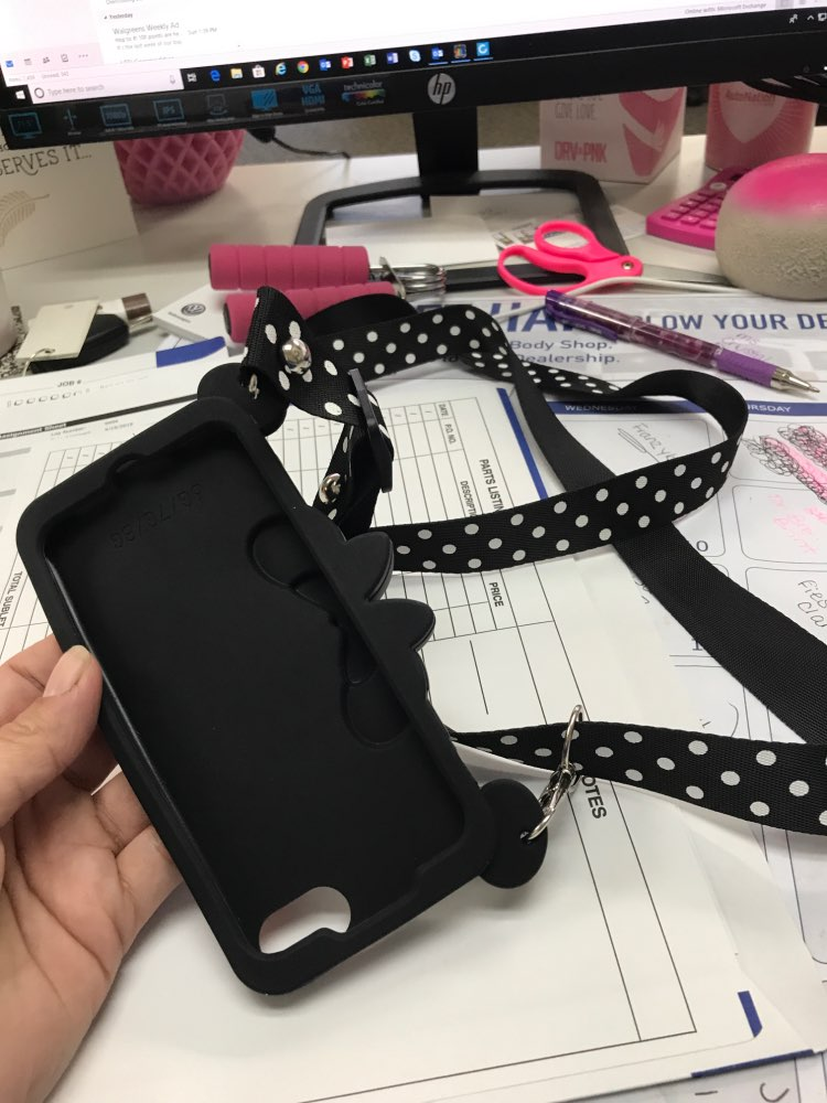 Minnie Camera Case photo review